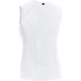 GORE WEAR M Base Layer Sleevless Shirt Women white